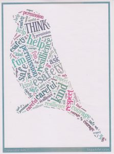 Canberra Class Word Clouds | Sutton Veny C of E Primary School